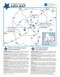 Image Maps St Philip U0027s College Campus Maps