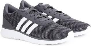 adidas cloudfoam lite racer adidas neo lite racer sneakers for men buy grefiv ftwwht grethr