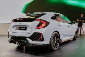 nissan civic 2016 honda civic hatchback coming to new york civic si and new type r