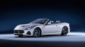 white maserati truck 2018 maserati granturismo grancabrio debut new facelifts at