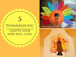 thanksgiving placemats for kids 5 thanksgiving crafts to boost kids u0027 sense of gratitude simplemost