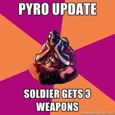 Pyro Meme - sad pyro team fortress 2 advice animals know your meme