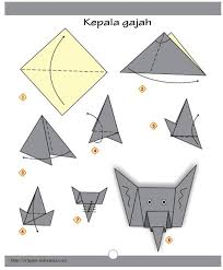 pinterest discover and save creative ideas origami instructions for an elephant elegant pinterest discover and