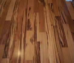 pre finished tiger wood installed by dustless hardwood floors