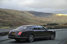 2014 bentley mulsanne adds pillows privacy curtains and wi fi