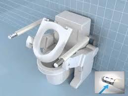 Toilet Bidet Combined Lift Toilet With Bidet Handicappedtoiletguide U003e U003e Learn More At