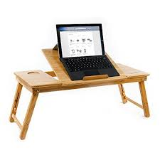 Laptop Desk Fan Aleratec Bamboo Tablet Laptop Up To 15in Cooling Stand