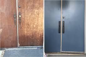 Refinish Exterior Door 100 Ideas How To Refinish Front Door On Mailocphotos