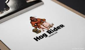 clash of clans fan art some tips for using hog riders at town hall 8 clash of clans land