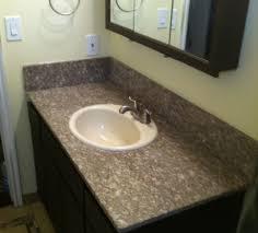 hack an inexpensive granite table into a bathroom vanity 9 steps