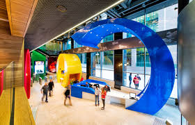 google office interior what it u0027s really like to work at apple google and uber break