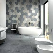 feature wall bathroom ideas bathroom feature wall large multi coloue hexagons northern rivers