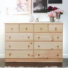 Pine Drawers Gothic Cabinet Craft Solid Pine Dresser 10 Drawer 399 00