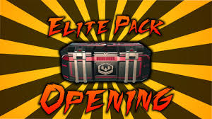 modern combat 5 blackout opening 8 elite packs youtube