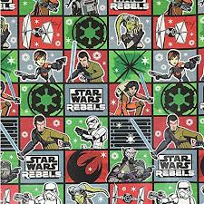 comic wrapping paper wars wrapping paper 3 rolls 120 sq from the the