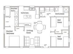 Small Floor Plans Small House Floor Plans 1000 To 1500 Sq Ft 1 000 1 500 Sq Ft