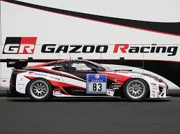lexus lfa race car gazoo racing lexus lf a 24 hour nürburgring u00272009 u201312