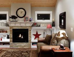 Fireplace Design Ideas For A Warm Home During Winter - Design fireplace wall