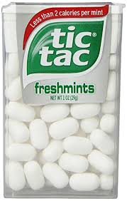 tic tac freshmint 1 ounce packages pack of 24