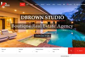Home Builder Website Design Inspiration by Dbrown Studio Web Design Company Wordpress Website Branding