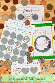 best scratch cards scratch cards make your own free printable cards and