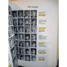 middle school yearbook pictures middle school yearbook 1994 abilene united states on