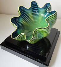 Chihuly Vase Chihuly Glass Ebay