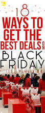the best deals o black friday how to shop on black friday and cyber monday infographic