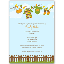 autumn laundry baby shower invitation u2013 the invite lady