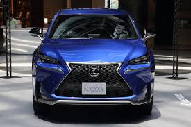lexus black nx can lexus nx hit segment u0027s sweet spot page 4 ford inside news