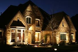 Home Exterior Lighting Colleyville Home Lighting In Dallas Fort - Home outdoor lighting