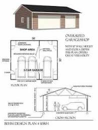 garage plans with shop oversized garage plans behm design wide range of garage