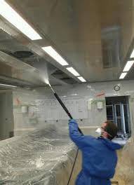 nettoyage grille hotte cuisine nettoyage et degraissage des systemes d extraction