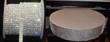 bling cake stand how to make a bling cake stand
