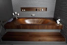 wooden bathtubs woven wooden bathtubs strips of wood veneer