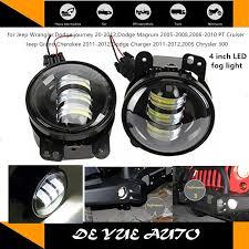 2005 jeep grand fog lights popular led foglight buy cheap led foglight lots from china led