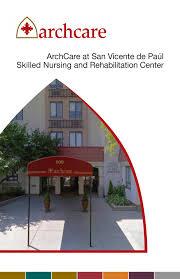 san vicente de paul nursing home in the bronx archcare