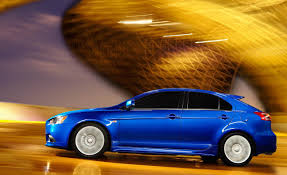 mitsubishi lancer sportback 2014 mitsubishi lancer sportback information and photos