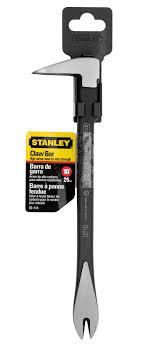 claw bar stanley 10 precision claw bar 55 114 walmart canada