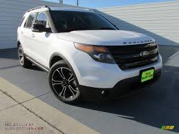 Ford Explorer White - 2015 ford explorer sport white specs images 34590 adamjford com