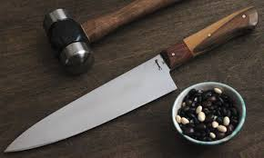 Handmade Kitchen Knives For Sale Chef U0027s Knife U2014 Serenity Knives
