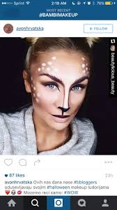 Tiger Halloween Makeup by Best 25 Animal Makeup Ideas On Pinterest Animal Halloween