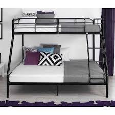 Amazoncom Twin Over Full Bunk Bed Kids Teens Bedroom Dorm - Full bunk bed