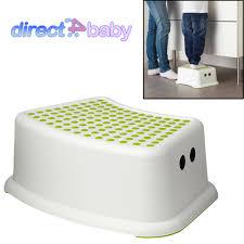 Ikea Forsiktig Childrens Kids Step Stool Anti Slip Bathroom - Bathroom step