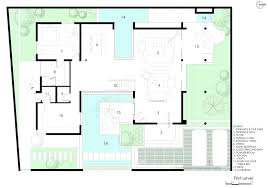 home plans with courtyards courtyard house floor plans best of southwest home plans house floor