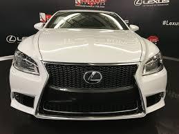 lexus rx 2016 white used 2017 lexus ls 460 4dr sdn awd swb 4 door car in edmonton ab