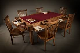 shark tank game table geek chic maker of exquisite gaming tables has gone out of