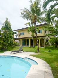 house with swimming pool for rent in north town cebu cebu grand