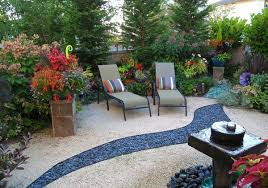 Backyard Rooms Ideas Decomposed Granite Garden Decoration And Landscaping Ideas Deavita