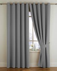 Tab Top Curtains Blackout Ready Made Blackout Curtains Eyelet Nrtradiant Com